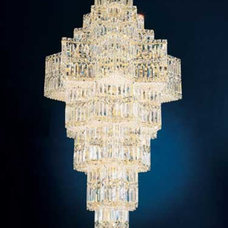 "Traditional Chandeliers by Santa Monica Bay Lighting Since ""1976"""