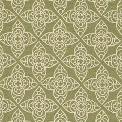 "Loloi Rugs - Loloi Rugs Summerton Collection - Green / Ivory, 5' x 7'-6"" - Lay a new foundation to your favorite room with a hand-crafted rug from the Summerton Collection. Hand-hooked in China of 100% polyester, these spirited rugs earn notice through clean design and quality craftsmanship. And whether you're relaxing after a long day or just enjoying a lazy Sunday, the perfectly plush feel is a real treat for your feet. With shapes available in rectangles, small rounds, hearths, and runners, Summerton has a rug - or two - for any room."