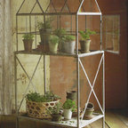 Cloisters Greenhouse -