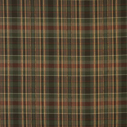 P7784-Sample - Textured timeless plaids and stripes are excellent for all indoor upholstery.