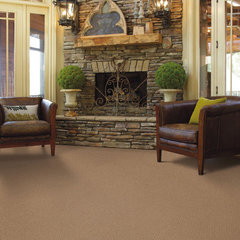 traditional carpet flooring by Georgia Carpet Ind