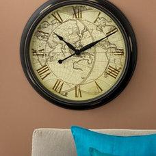 Traditional Wall Clocks by Macy's