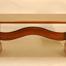 Traditional Dining Tables by Robert Seliger Custom Fine Furniture