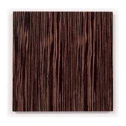 Ebony Wood Wall Art - Beautiful Ebony Wood Wall Art perfect for any contemporary or modern space.