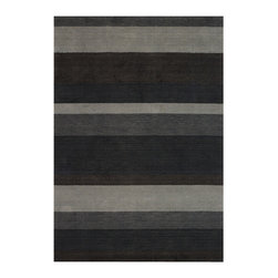Couristan - Mystique Rapture Rug 0620/9106 - 2' x 3' - Take an eclectic approach toward decorating with these modern-day handmade treasures for the home. Perfect for contemporary and transitional environments, the soft blending of brilliant colors offered in each area rug sets a strong foundation for selecting a color scheme for your walls and accessories. Don't be afraid to mix and match, leather furniture pieces and art deco accessories will complete the look.