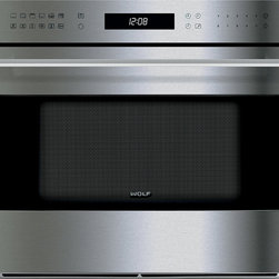 "30"" E Series Built-In Single Oven, Transitional - Wolf 30"" Built-In Single Oven - E Series - Transitional"