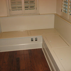 traditional  by True Carpentry and Cabinetry