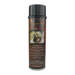 Premier Copper Products - Premier Copper Products W900-WAX Copper Sink Wax and Cleaner - Premier Copper Products offers a multi-purpose wax and cleaner that will clean, protect, preserve and restore the luster to a variety of different surfaces in your home.