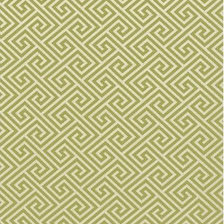 Schumacher - St Tropez Fabric, Avocado - 2 YARD MINIMUM ORDER