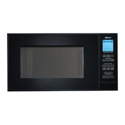"""Dacor - DMT2420BK Renaissance 24"""" 2.0 cu. ft. Capacity  1200 Watt Built In Microwave wit - With 20cubic feetof interior cooking space to accommodate larger cooking dishes 1200 watts of power and a built-in recipe book what else could you ask for in a microwave How about a sleek flexible design Including new wave touch controls and intuitiv..."""