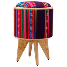 Contemporary Footstools And Ottomans by Patron Design