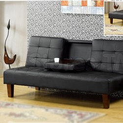 Modern Black Convertible Sofa Bed - Optimal solution for enjoyable sleep and rest. Convenient design is simple and functional in use. This modern Black Convertible Sofa Bed allows effortless equip stylish sofa in a cozy bed. Available in three beautiful saturated colors. Choose the most pleasurable for you.