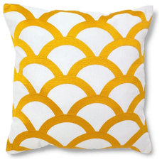 Contemporary Decorative Pillows by C. Wonder