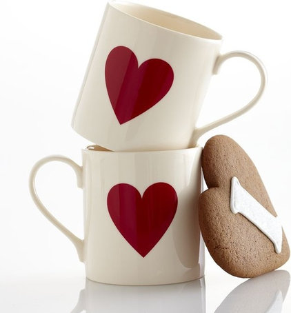Contemporary Mugs by Mark and Graham