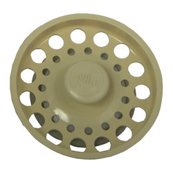 Opella - Opella 374185 Basket for Basket Strainer in Almond - Opella offers a full line of colored basket strainers and disposal flanges, including replacement parts. For quality kitchen sink replacement baskets and disposal stoppers look to Opella  Drain (1)