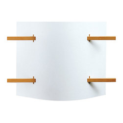 Justice Design Group - Justice Design Group Domus Folio Beech Wood With Translucent Wall Sconce - From a contemporary bathroom light atop an elegant mirror to a dramatic sconce illuminating a formal entryway Justice Design Group designs and produces clean-lined distinctive lighting for residential hospitality and commercial settings. Create a mood complement a theme or simply add the perfect accent with a Justice Design decorative lighting fixture. With the CHOICES collections Justice Design offers an unparalleled breadth of distinctive shade materials including handmade Venetian glass translucent porcelain shades and the warm glow of faux alabaster. Available in a myriad of shapes patterns and finishes you can combine these specialty shades with any of their beautiful families of metal structures to create your own look and feel. Justice Design is the undisputed leader in the ceramic decorative lighting category with one of the finest reputations in the industry. Their ceramic fixtures are hand-cast and hand-textured in Los Angeles carefully inspected and individually hand-finished to ensure satisfaction. With over 250 different shapes and more than 30 different finishes you can customize our fixtures to suit any d�cor. Justice Design offers uncompromised attention to detail coupled with unparalleled service. Experience why Justice Design is The Perfect Lighting Choice. Features include Incandescent: (1) 100W Type A-19 Max. Specifications Ul Listing: Suitable for Damp Locations Lamping: Incandescent: (1) 100W Type A-19 Max Primary Shade Material: Wood w/ Translucent Shade.