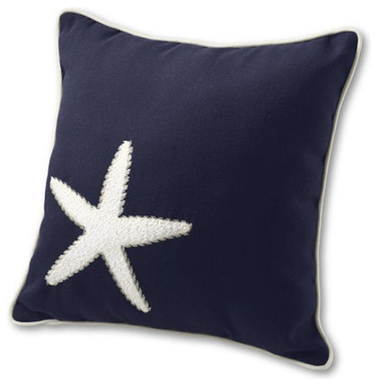 Traditional Outdoor Pillows by Lands' End