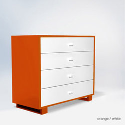 austin 4 drawer dresser - Changing table / tray optional.