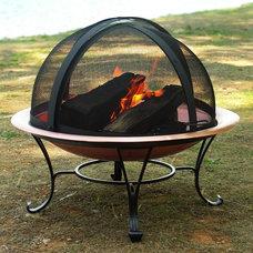 Modern Firepits by Hayneedle