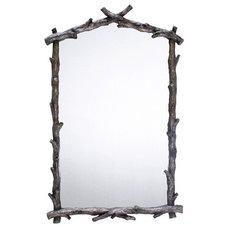 Contemporary Mirrors by Zinc Door