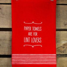 modern dishtowels by Etsy
