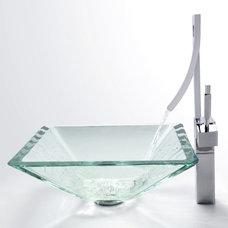 Modern Bathroom Sinks by ExpressDecor