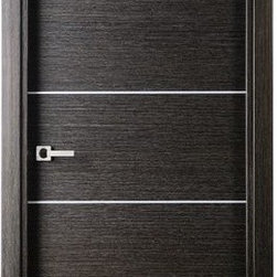 European Designer Modern and Contemporary Interior Doors - NEW for Oct. 2012 - Model: Ernesta