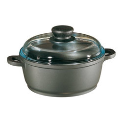 Berndes - Berndes Tradition 4.5 qt. Dutch Oven with High Dome Cover Multicolor - 674026 - Shop for Dutch Ovens from Hayneedle.com! Cooking delicious meals is easy and healthy when using the Berndes Tradition 4.5 qt. Dutch Oven with High Dome Cover.The Tradition 4.5 qt. Dutch Oven with High Dome Cover will help you cook your favorite recipes including casseroles. All Berndes cookware is made with superior vacuum-pressure cast aluminum. The non-stick surface is designed to never chip crack blister or peel and will prevent your favorite foods from sticking to the pan. Oils and cooking sprays are not needed so healthy meals are easy to create.About Berndes.Founded in 1921 Berndes has designed and manufactured high-quality functional and practical cookware. Their products stand out among the rest. Berndes provides consumers with a complete range of cookware including: high-tech non-stick cast aluminum cookware heavy-gauge aluminum non-stick pans clay cookery and stainless steel cookware.The Berndes name is associated with superior quality and innovative cookware available for any taste type and budget. With a sense of responsibility for mankind and the environment Berndes makes sure that environmental protection plays an important role in the corporate policy as they go above and beyond environmental protection laws. The Berndes Environmental Declaration was one of the first in the household goods sectors to be declared valid by Gerling Cert Umweltgutachter GmbH Cologne in 2000.Range Kleen Mfg. Inc. located in Lima OH is the official retail distributor of Berndes brand cookware throughout the United States.