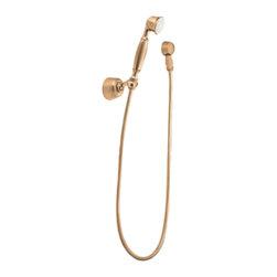 Moen - Moen 3861BB Hand Held Shower Brushed Bronze - Moen 3861BB Hand Held Shower - Brushed Bronze