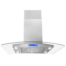 Contemporary Kitchen Hoods And Vents by AKDY Home Improvement