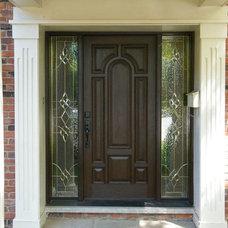 Traditional Front Doors by Fibercraft Door Company