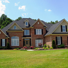 Traditional Exterior by AC Lynn Homes