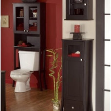 Contemporary Bathroom Cabinets And Shelves by Hayneedle