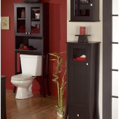 contemporary bathroom storage by Hayneedle