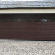 Traditional Exterior by Lakes Garage Doors