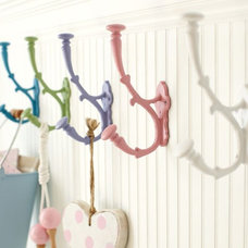 Contemporary Hooks And Hangers by Pottery Barn Kids