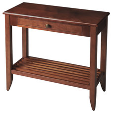 Contemporary Console Tables by Contemporary Furniture Warehouse