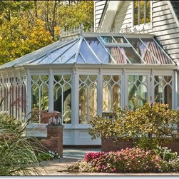 Wide Bay-end Glass Conservatories -
