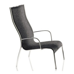 Magis - Paso Doble Low Chair/High Back, Set of 2 | Magis - Design by Stefano Giovannoni, 2009.
