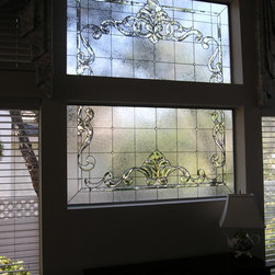 Residential ~ Beveled Windows Projects -
