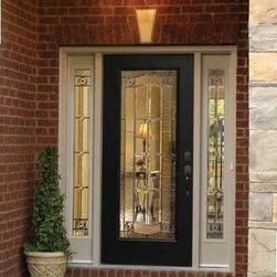 Fiberglass & Steel Doors - Western  Reflections