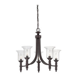 Savoy House - Savoy House 1-7130-5 Trudy 5 Light Chandelier - Features: