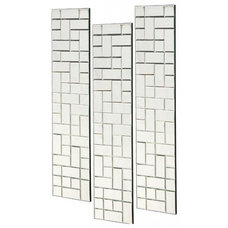 Contemporary Wall Mirrors by homedecorcenter.com
