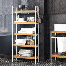 Contemporary Storage Cabinets by West Elm