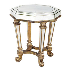 Ambella Home - New Ambella Home Accent Table Octagonal - Product Details