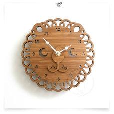 Contemporary Clocks by Decoylab