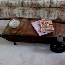 Eclectic Coffee Tables by Youzzy Grooves