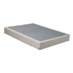 "Coaster - Full Foundation - Equally as important as the mattress components is the foundation. The mattress and foundation are engineered to work together to provide the proper support and comfort. Rigorous research and development ensure product strength, stability and quality.; Dimensions: 75""L x 39""W"