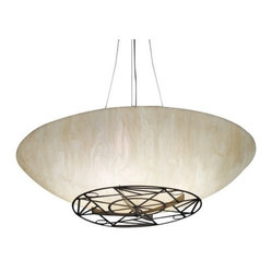 Genesis 11204 Bowl Pendant by Ultralights