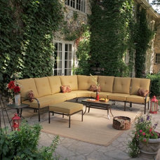 Modern Outdoor Sofas by Hayneedle